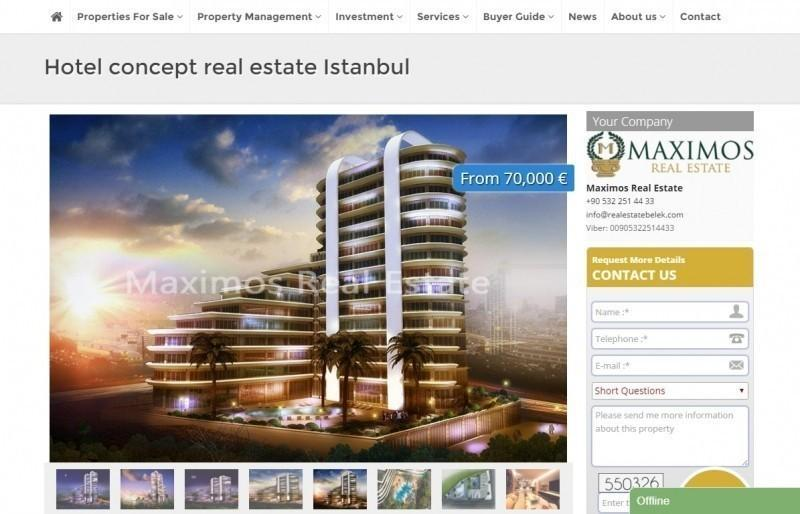 Real Estate Belek görselleri