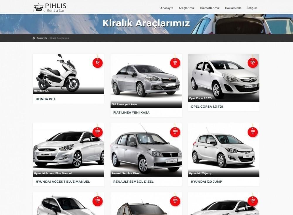 RentaCar07.com - PIHLIS Rent a Car görselleri