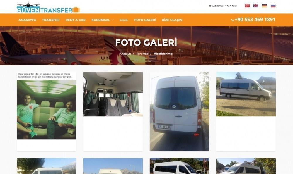 Güven Transfer & Rent a Car görselleri