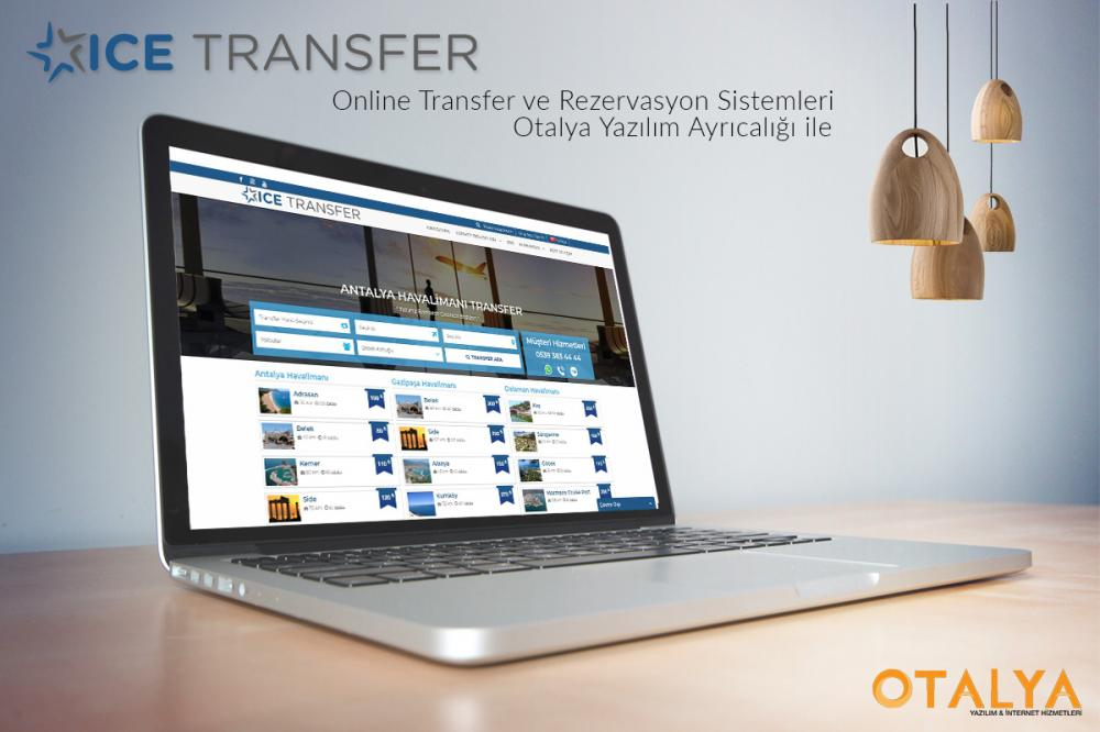 ICE Transfer & Travel